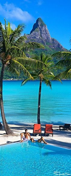 InterContinental Bora Bora Resort & Thalasso Spa — Très…