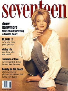 Seventeen Covers Through the Years – Whitney Houston, Twiggy, Niki Taylor and More - Seventeen - Seventeen