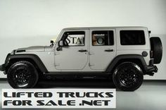 Used 2013 Jeep Wrangler Unlimited Kevlar Coated Lifted Jeep