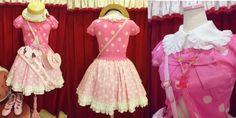 Angelic Pretty, Dot Pretty Girl, Strawberry Parlour. Love this, so simple!