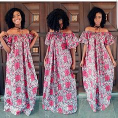 Latest nigerian ankara styles ❤ ❤ ❤ styles gowns gown styles fashion fashion styles# trendy ankara styles dress styles Find the best offers on Jiji !Get your new Ankara styles gown on Jiji!Find your new favourite fashion styles on the Jiji ! Long Ankara Dresses, African Maxi Dresses, Ankara Dress Styles, Latest African Fashion Dresses, African Attire, African Wear, African Women, Ankara Fashion, Ankara Gowns
