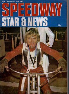 Speedway Star Magazine 27/11/1971...