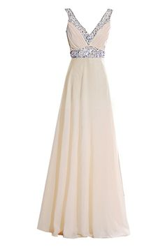 Bejewelled Evening Gown