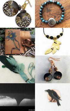 Black and .... by Kathi Demaret on Etsy--Pinned with TreasuryPin.com