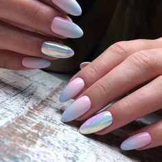 69 Ideas For Nails French Stiletto Manicure Ideas Nail Art Designs, Nail Designs Spring, Nails Design, Nail Manicure, Gel Nails, Nail Polish, Shiny Nails, Manicure Ideas, Dream Nails