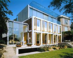 Savills  Designed by Eldridge Smerin, it was shortlisted for the Stirling Prize, British architecture's highest honour.