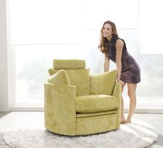 Fama Moon Chair Fabric - miastanza.co.uk