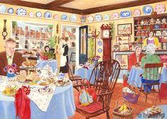 http://www.watercolour-artist.co.uk/farmanimalpaintings-the-tearooms.html
