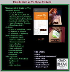 Le-Vel, a health and wellness movement. Join today for free. www.tinahagler.le-vel.com/experience