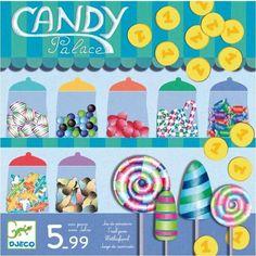 Djeco : Candy Palace - Castello | Jeux et Jouets