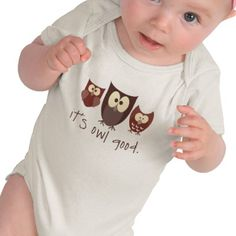 Apparently now is the time for me to have a baby with all the cute owl stuff out there.  LOL.