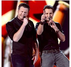 """What do Motel 6 and Luke's pants have in common?.... No ball room"" ~ Blake Shelton LOL!!!"