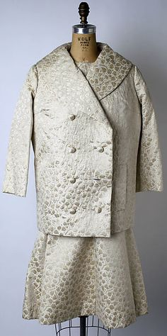 House of Dior | Dinner ensemble | French | The Met