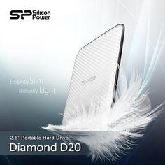 SP/Silicon Power เปิดตัว Diamond D20  ฮาร์ดดิสก์แบบพกพาสุดบาง  ความหรูหรา ที่มาคู่กับความบางเบาอย่างเหลือเชื่อ - http://www.thaimediapr.com/spsilicon-power-%e0%b9%80%e0%b8%9b%e0%b8%b4%e0%b8%94%e0%b8%95%e0%b8%b1%e0%b8%a7-diamond-d20-%e0%b8%ae%e0%b8%b2%e0%b8%a3%e0%b9%8c%e0%b8%94%e0%b8%94%e0%b8%b4%e0%b8%aa%e0%b8%81%e0%b9%8c%e0%b9