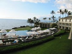 Wailea Beach Marriott- Maui   $349 (ROH)