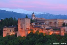 © Michelle Chaplow Five of Andalucia´s most valued attractions