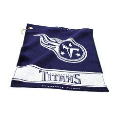 NFL Woven Golf Towel, Price: $16.99