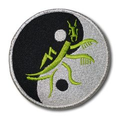 Praying Mantis Kung Fu Patch now available at http://www.karatemart.com