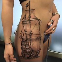 Wow this is fantastic! Pirates life for me! ❣️ Submissions Welcome! DM or tag @/#tattsandtitties for promos! Follow @tattsandtitties for Girls with Tattoos! M: @?? ❤️ _____________________ . . . . #tattooedgirls #girlswithtattoos #inked #tattoos #tattooed #girlswithink #inkedup #inkedgirl