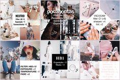 filtros do vsco para usar no instagram