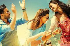 A still from Bollywood movie COCKTAIL - starring Saif Ali Khan, Deepika Padukone & Diana Penty Cocktail Movie, Pharrell Williams, Hindi Movies, Persona Feliz, Bollywood, Diana Penty, Laughter Therapy, 2012 Movie, Happiness