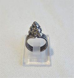 alte omani silber ring. von etuareg auf Etsy