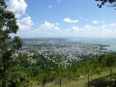 Die Hauptstadt Port of Spain - Trinidad und Tobago