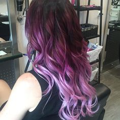 50 Gorgeous Purple Ombre Hair Ideas — Royal Trend of the Year