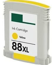 Buy Remanufactured HP #88XL (C9393AN) High Yield Yellow Ink Cartridge at LAinks.com. We offer to save 30-70% on Ink and Toner Cartridges. 100% Satisfaction Guarantee