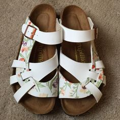 642ca8e77954 Shop Women's Birkenstock size 7 Sandals at a discounted price at Poshmark.  Description: These are a pair of papillio sandals! Practically brand new!