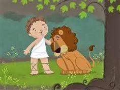 El León Y El Pastor Fábula Para Niños Fábula Con Moraleja De Esopo Fabulas De Animales Fabulas Para Ninos Fabulas