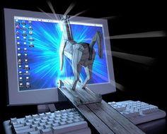 Cavalos de Tróia... Mito grego ou caos para computadores? - http://www.comofazer.org/tecnologia/cavalos-de-troia-mito-grego-ou-caos-para-computadores/