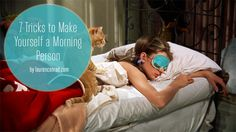 Rise and Shine: How to Become a Morning Person