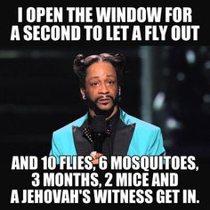 Don't Open The Windows