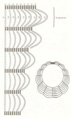 Diy Jewelry Ideas : necklace of beads Handarbeiten Crafts Labores .Seed and bugle bead lacy necklace patternadapt for an ornament?necklace of beadsspider web - needs a spider dangling, maybe from claspBeaded Collar Necklace--Use cool colors! Jewelry Making Tutorials, Beading Tutorials, Beaded Jewelry Patterns, Beading Patterns, Jewelry Crafts, Bead Crafts, Jewelry Scale, Bead Jewellery, Jewellery Shops