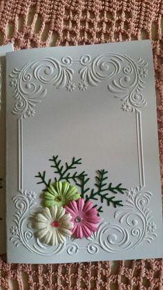 Homemade card Homemade Cards, Paper Cutting, Scrapbook, Home Decor, Decoration Home, Room Decor, Scrapbooking, Diy Cards, Home Interior Design