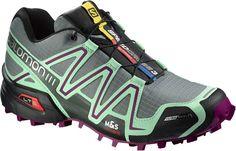 The Top 7 Shoes for Plantar Fasciitis includes the Salomon Speedcross 3 CS W