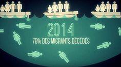 Les équipes de Datagueule ont réalisé une vidéo sur le sujet délicat de l'immigration.