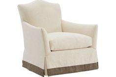 Lee Industries 3221-01SW Swivel Chair