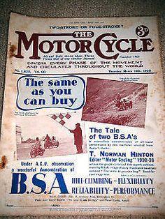 MOTOR-CYCLE-MAGAZINE-MARCH-1938-498-DUPLEX-STEERING-QEC-Q-E-C-ROAD-TEST-1938