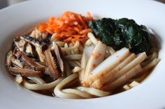 Recipe: Autumn Udon with Vegetables — Cookbook Recipe