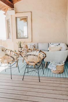 Hygge, Ideas Para Organizar, Shabby, Outdoor Furniture Sets, Deck Furniture, Furniture Ideas, Modern Furniture, Outdoor Decor, Home Renovation