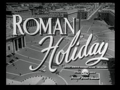 A look back on movie starring Gregory Peck & Audrey Hepburn, a 1953 American romantic comedy which won 3 Academy Awards Roman Holiday on BookMyShow Audrey Hepburn Roman Holiday, Audrey Hepburn Movies, Magic Bullet, Movie Titles, I Movie, Movie Stars, Movie Quotes, Roman Holiday Movie, William Wyler