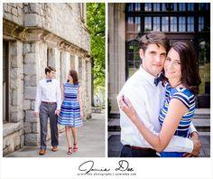 Oglethorpe University Engagement Session | Atlanta Wedding Photographer | Atlanta Wedding Photographers | Jaimie Dee Photography