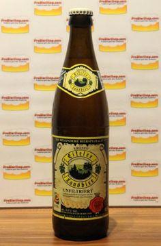 Krönes Eifeler Landbier, Zwickel/Keller/Landbier 5,1% ABV (Gemünder Brauerei, Alemania) [Micromalta, julio-agosto 2016]