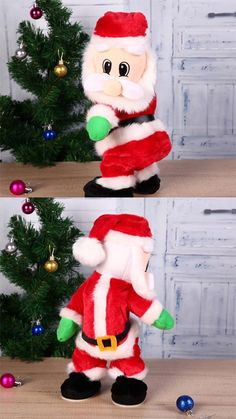 Twerking Santa Claus Christmas Gift Music Doll(BUY 1 GET OFF) Christmas for you - Happy Christmas - Noel 2020 ideas-Happy New Year-Christmas Great Christmas Presents, Diy Christmas Tree, Christmas Humor, Vintage Christmas, Christmas Time, Christmas Ornaments, Christmas Dance, Merry Christmas Images, Outdoor Christmas