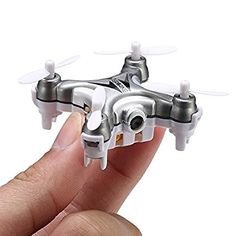 Mini Quadcopter With 2.0MP Camera.  $42.99. ** Wow, this thing is small **