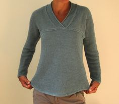Pipit - I want to knit this sweater.