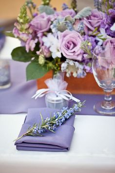 Need to get lavender linens. Maybe something patterned (white/lavender) and then solid lavender for a contrast.