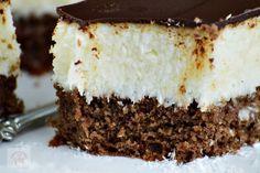 Prajitura Bounty - CAIETUL CU RETETE Vanilla Cake, Caramel, Cheesecake, Ethnic Recipes, Desserts, Food, Fine Dining, Easter Pie, Vanilla Sponge Cake